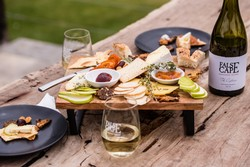 Tasting Flights and Cheese Board for two